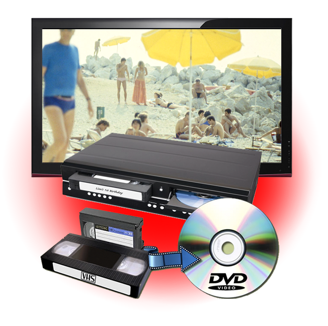 Vhs To Dvd Copying Vhs To Dvd Transfer Restoration And